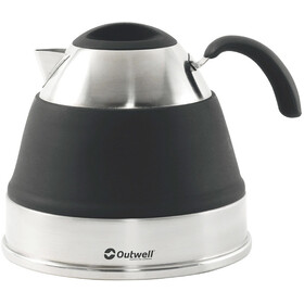Outwell Collaps Bouilloire 2,5l, black